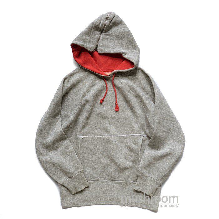 HEALTHKNIT TWO-TONE SWEAT HOODY