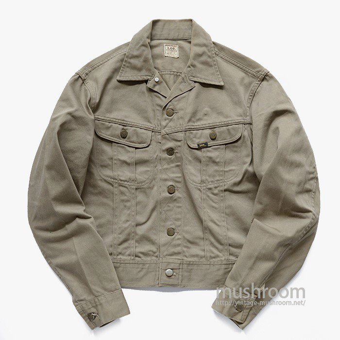 Lee 102-J WESTERNER COTTON JACKET