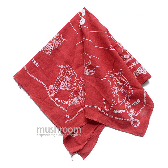 Lee RIDERS ADVERTISING BANDANA