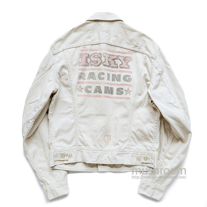 Lee 100-J WESTERNER JACKET( ISKY RACING CAMS )