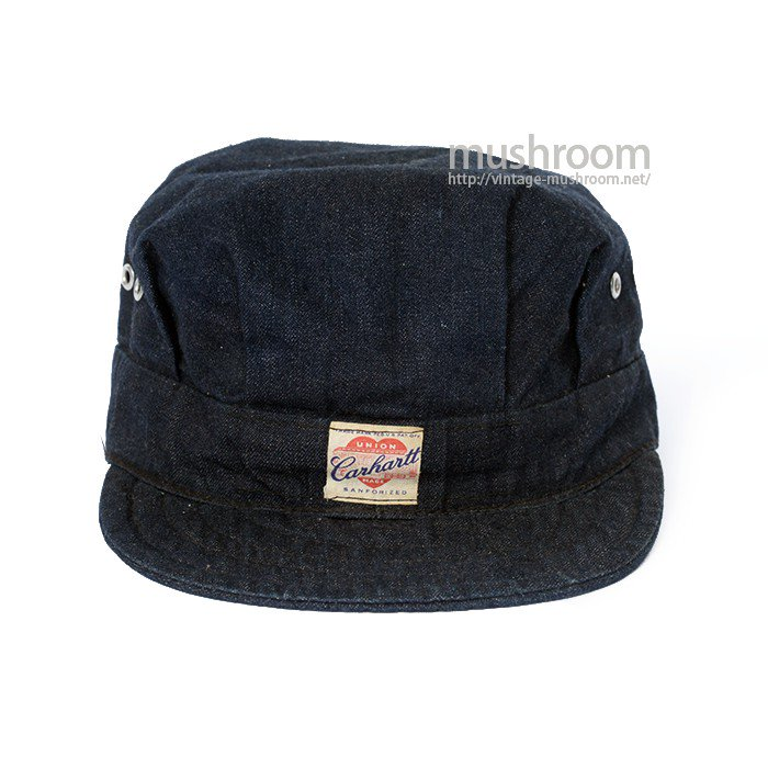 CARHARTT DENIM WORK CAP