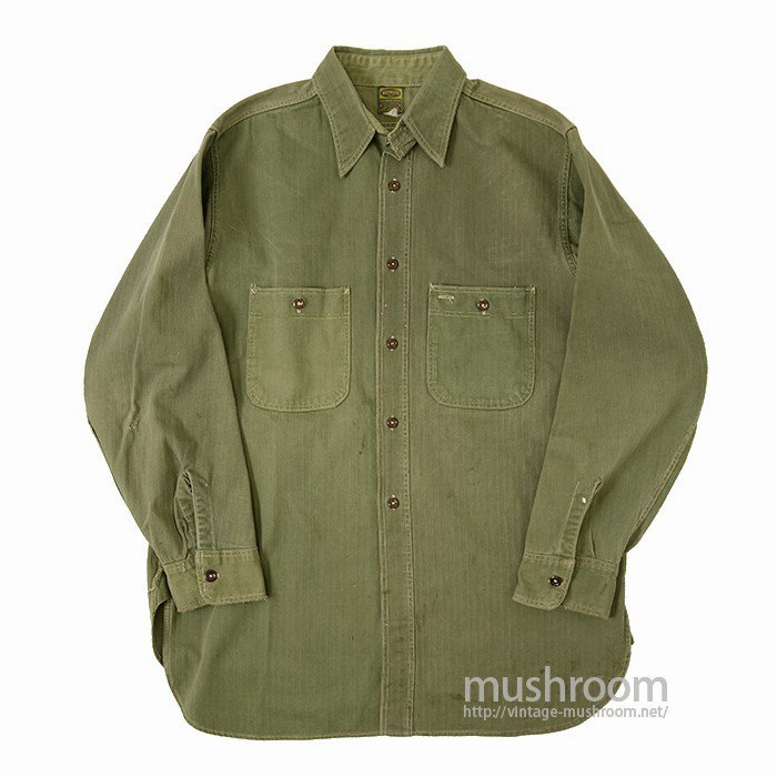 WASHINGTON DEE CEE HBT WORK SHIRT