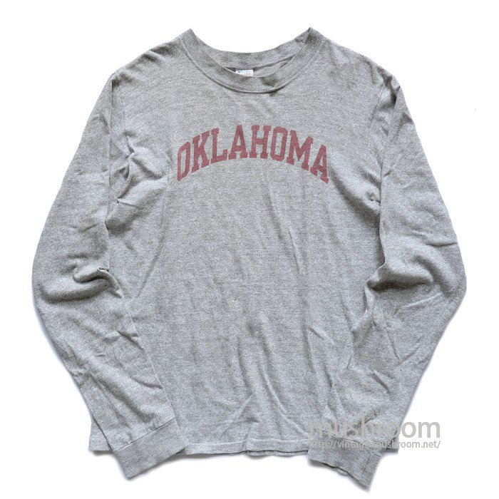 CHAMPION COLLEGE LONG SLEEVE TEE