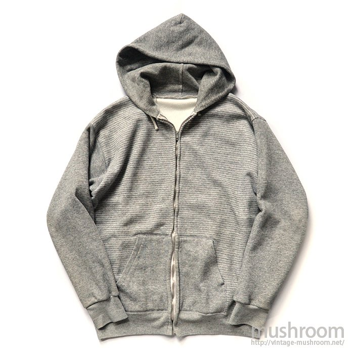 UNKNOWN FULL-ZIP SWEAT HOODY