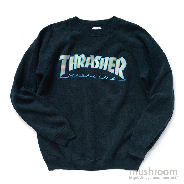 THRASHER MAGAZINE SWEAT SHIRT