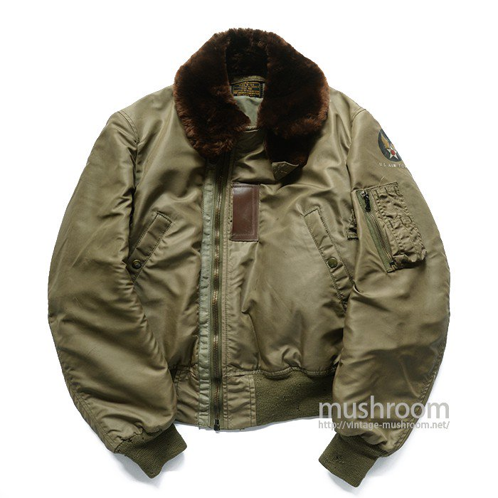 USAF B-15B FLIGHT JACKET