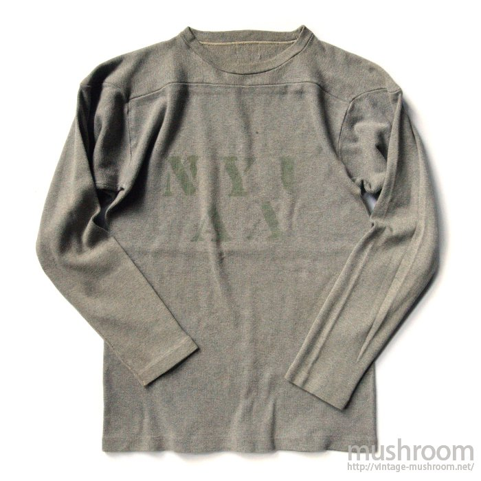 NYU ATHLETIC ASSOCIATION FOOTBALL T-SHIRT