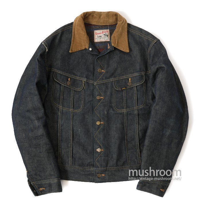 Lee 101-LJ STORM RIDER DENIM JACKET( 44-LONG/MINT )