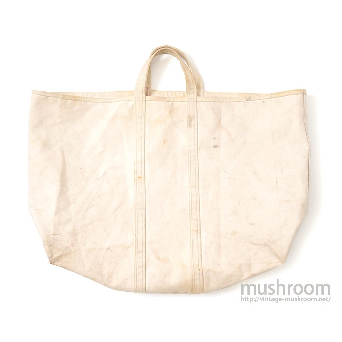 ESTABROOK CANVAS TOTE BAG