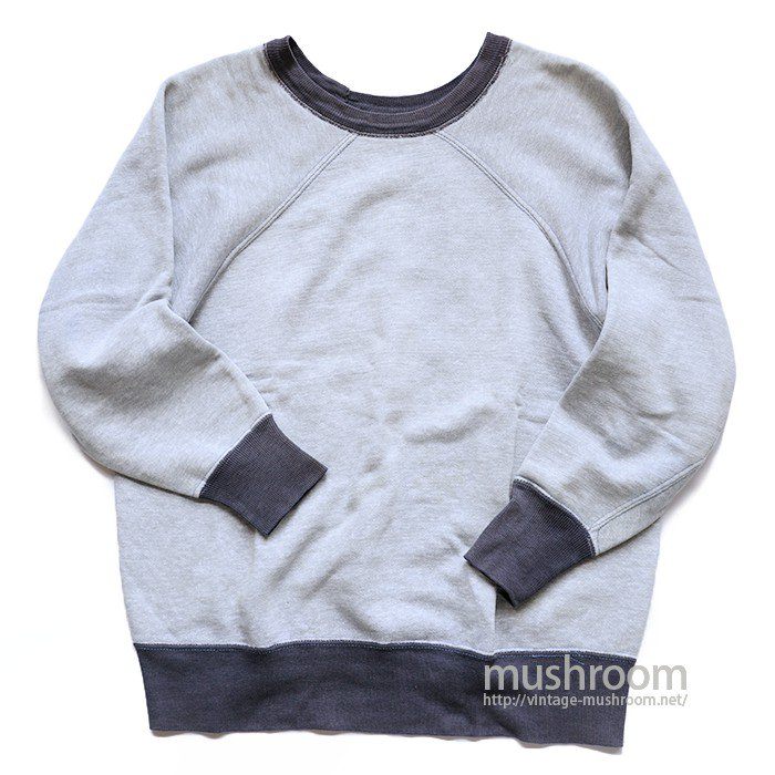 PILGRIM TWO-TONE SWEAT SHIRT