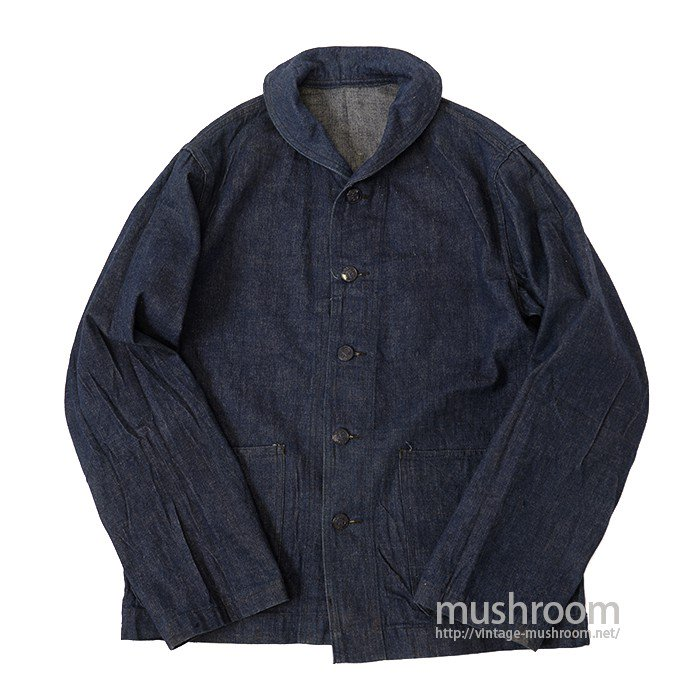 WW2 U.S.NAVY DUNGAREE DENIM JACKET( MINT )