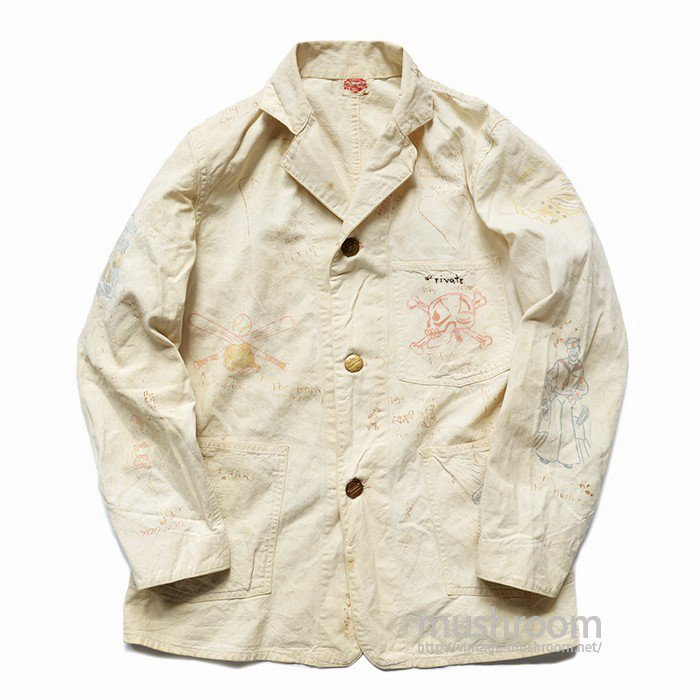 CARHARTT REUNION COTTON JACKET