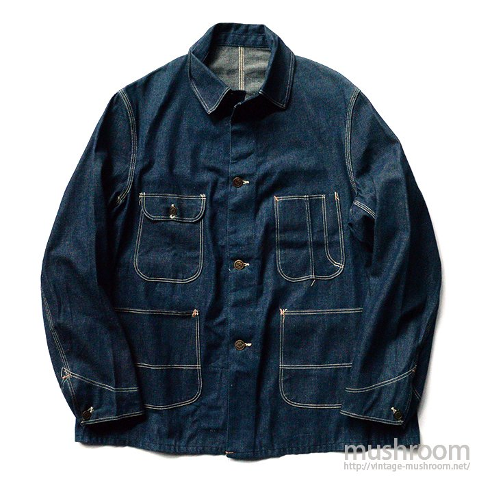MW HOMESTEADER DENIM COVERALL( 44/DEADSTOCK )