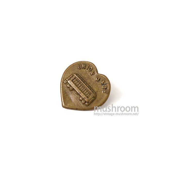 CARHARTT CHANGE BUTTON( FOR SLEEVE )