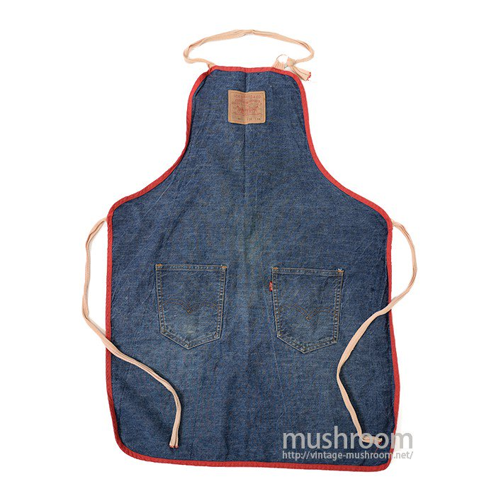LEVI'S ADVERTISING DENIM APRON
