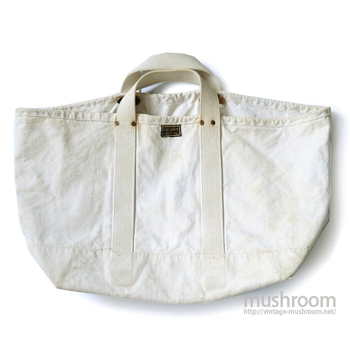 WW2 L.L.BEAN ICE CARRIER CANVAS BAG