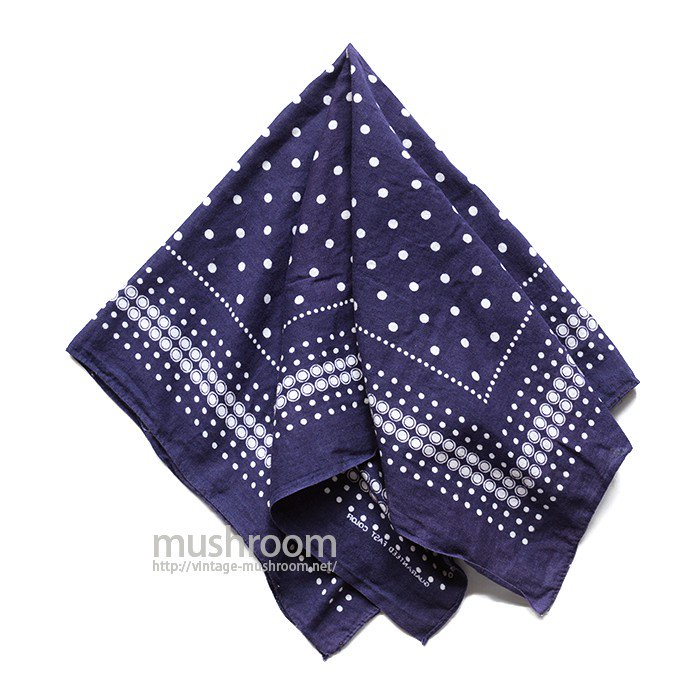 OLD TOWER POLKA DOT BANDANA( MINT )