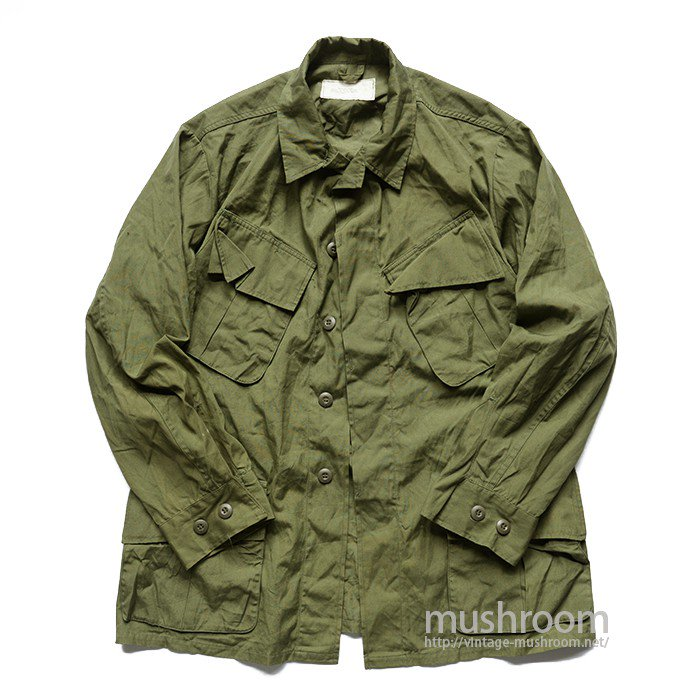 U.S.ARMY JUNGLE FATIGUE JACKET( MED-S/DEADSTOCK  )
