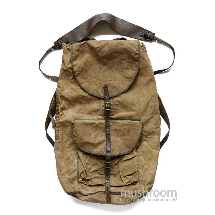 ABERCROMBIE&FITCH 3WAY CANVAS BAG