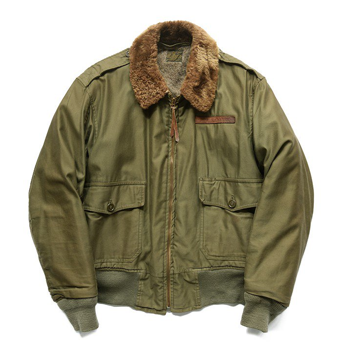 WW2 TYPE B-10 FLIGHT JACKET