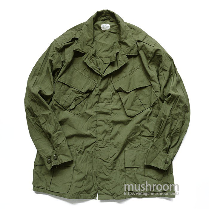 U.S.ARMY JUNGLE FATIGUE JACKET( L-SHORT/DEADSTOCK  )