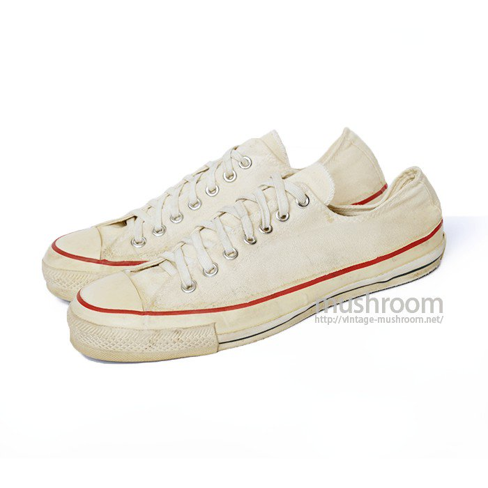 CONVERSE ALL-STAR LO CANVAS SHOES