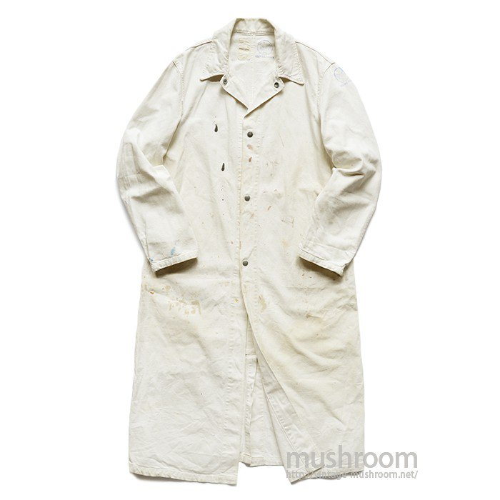 U.S.ARMY AIR FORCE TYPE A-1 WHITE CANVAS COAT