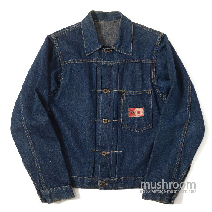 WW2 MW101 DENIM JACKET