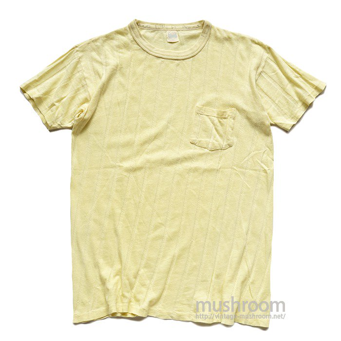 BODYGARD COTTON POCKET T-SHIRT