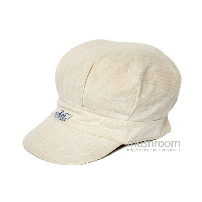 Lee WHITE HBT WORK CAP( MINT )