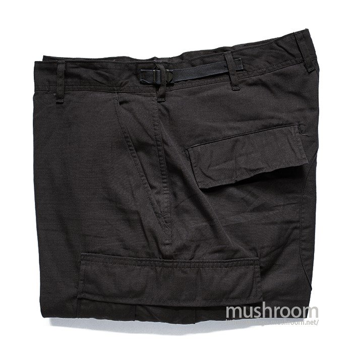 U.S.MILITARY BLACK 357 BDU PANTS( M-X-SHORT/MINT )