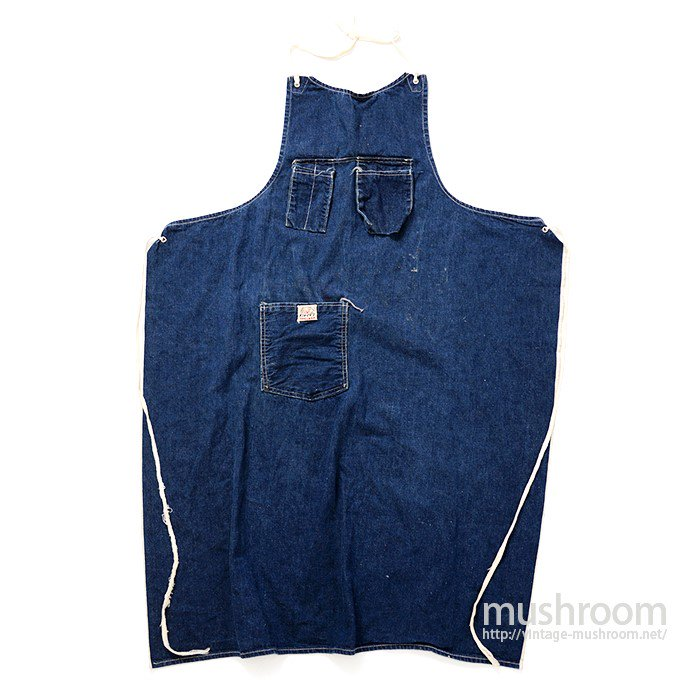 FINCK'S DENIM WORK APRON