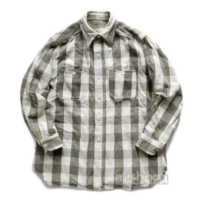 SUNVALLEY PLAID FLANNEL SHIRT