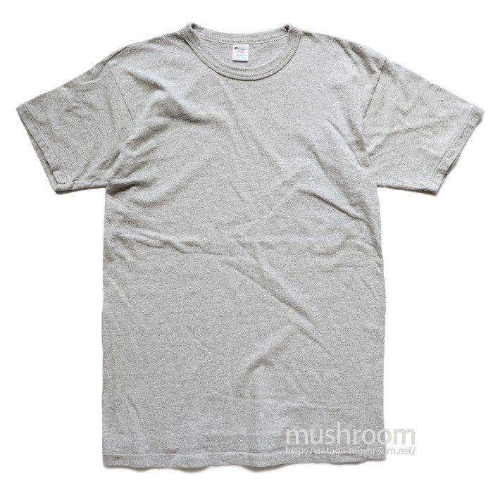 CHAMPION PLAIN T-SHIRT( L/MINT )