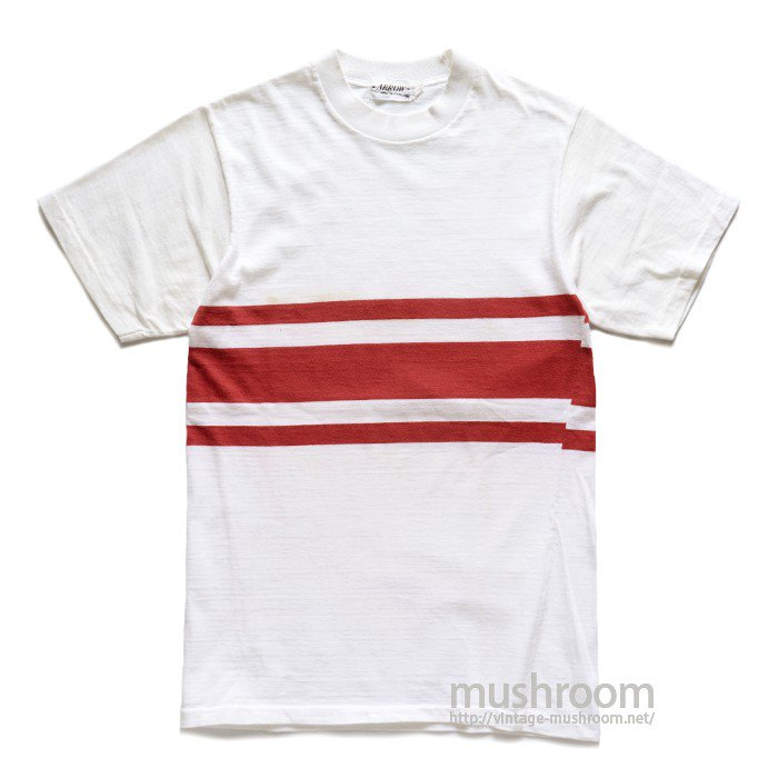 ARROW BORDER STRIPE T-SHIRT