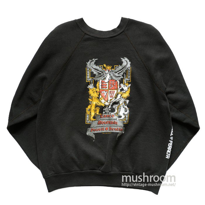 POWELL LANCE MOUNTAIN SWEAT SHIRT