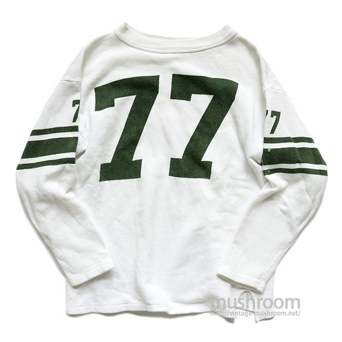 OLD FOOTBALL SWEAT SHIRT