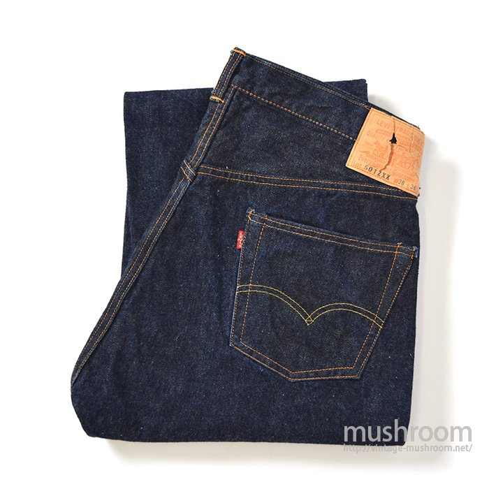 LEVI'S 501ZXX JEANS( ONE-WASHED/UNUSED )