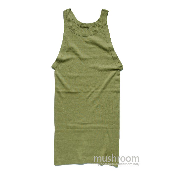U.S.MILITARY TANK-TOP( 36/DEADSTOCK )