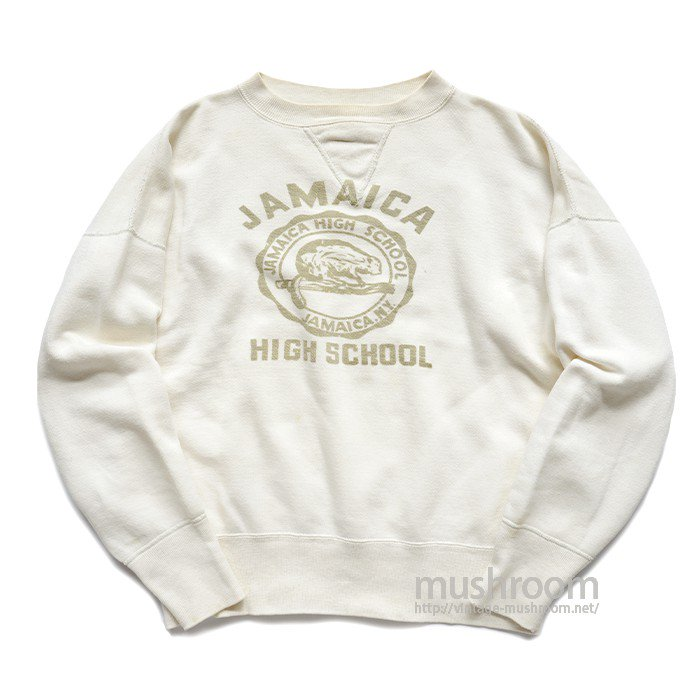 JAMAICA HIGH SCHOOL SINGLE-V SWEAT SHIRT