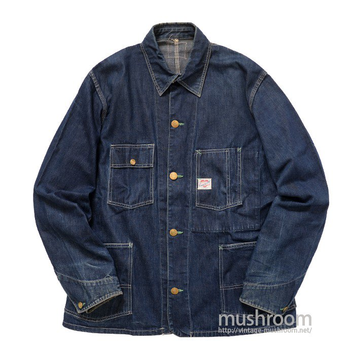 CARHARTT DENIM COVERALL