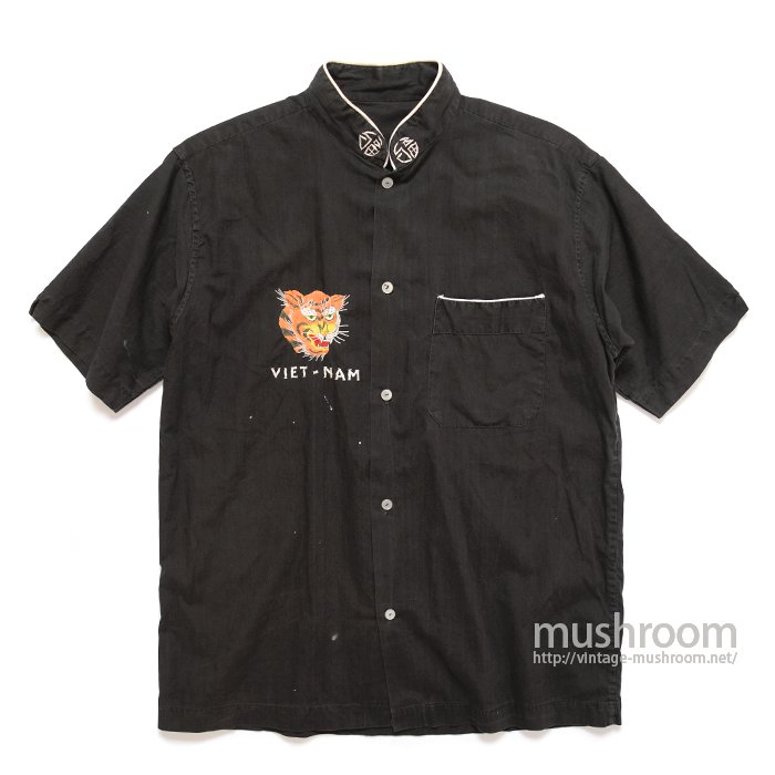 VIET-NAM SOUVENIR COTTON S/S SHIRT