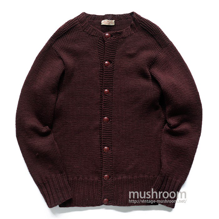 AMERICAN RED CROSS KNIT CARDIGAN