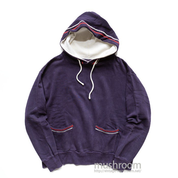 SPORTSWEAR NAVY SWEAT HOODY