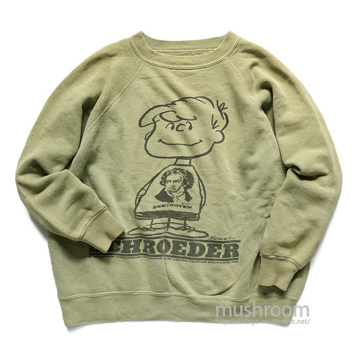 SPRUCE SCHROEDER SWEAT SHIRT