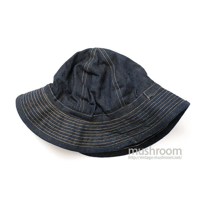 U.S.ARMY DUNGAREE DENIM HAT( DEADSTOCK )