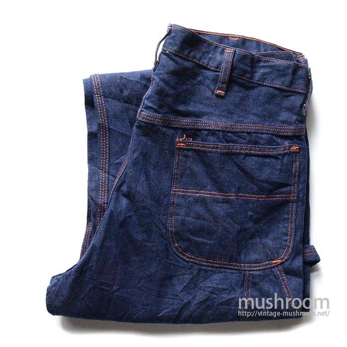 BLUE BELL DENIM PAINTER PANTS( W36/L30/MINT )