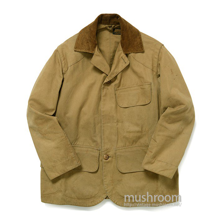 PAKBAK HUNTING JACKET( MADE BY DUXBAK/MINT )