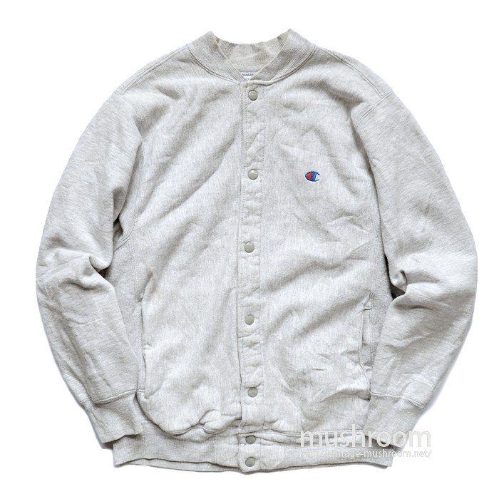 CHAMPION REVERSE WEAVE SNAP JACKET( M/MINT )