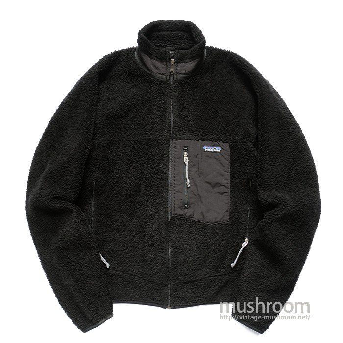 PATAGONIA RETRO-X JACKET( 98/BLACK )